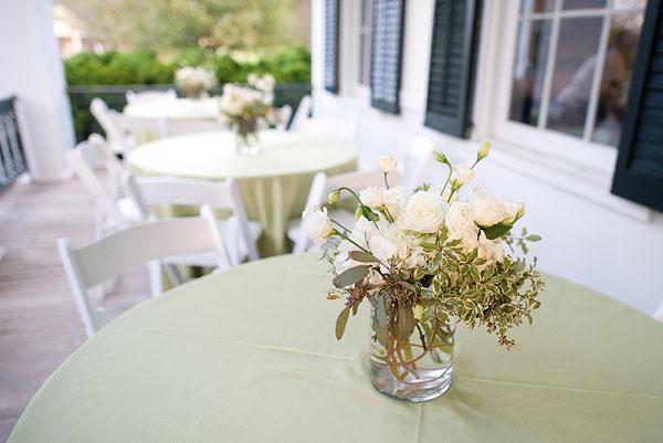 Classic alabama southern mansion wedding