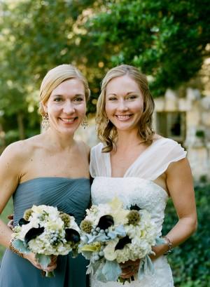 Smoky-Blue-Bridesmaids-Dresses