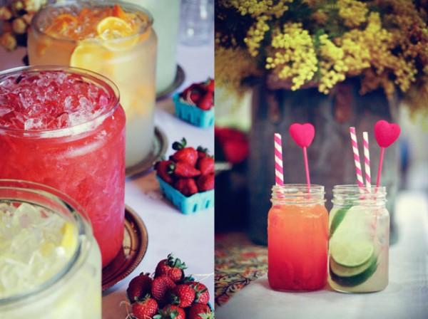 Wedding-Drink-Display-Ideas