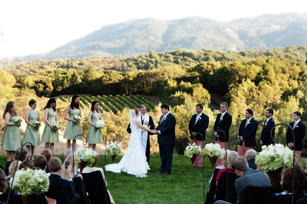 Wine Country Wedding Julie Mikos 3