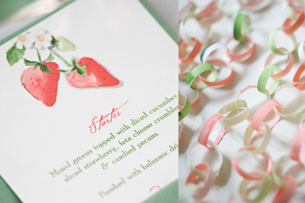 strawberry-watercolor-wedding-details