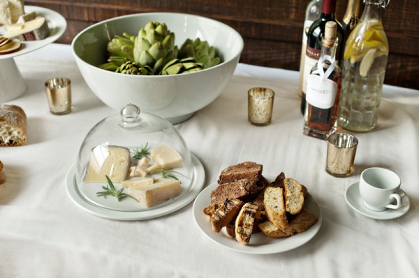 Artichoke-and-Cheese-Table