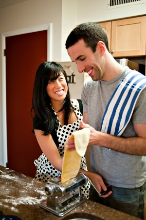 Cooking-Engagement-Session-Photos