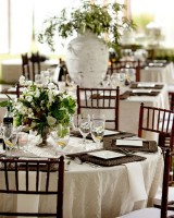 Elegant-Brown-and-Green-Wedding-Reception