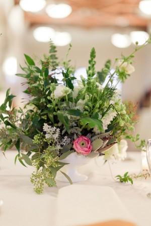 Elegant-Greenery-Centerpiece-Milk-Glass-Vase