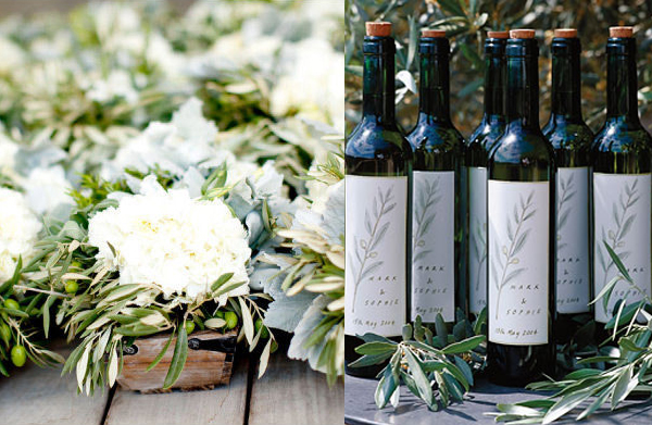 Olive-Wedding-Favors