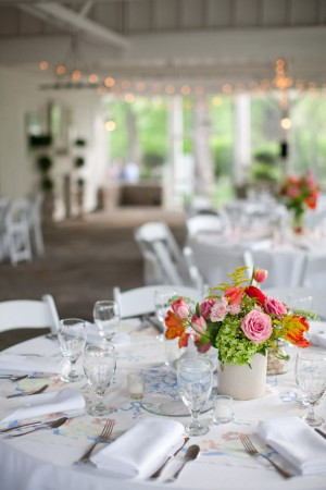 Pink-Light-Blue-Rustic-Centerpiece