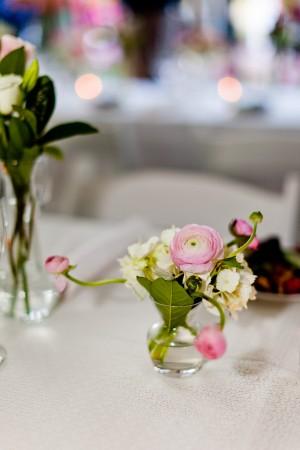 Pink-Ranunculus-Bud-Vase-Centerpiece