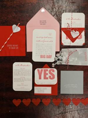 Pink-Red-Wedding-Invitations