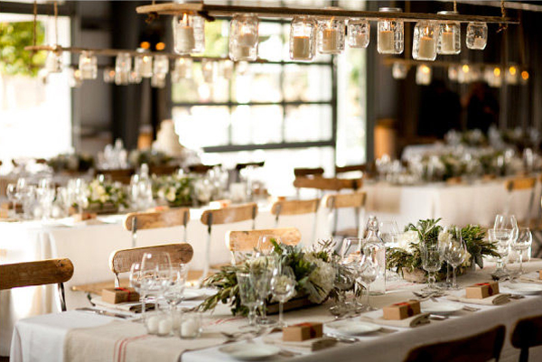 Rustic-Olive-Wedding-Centerpieces