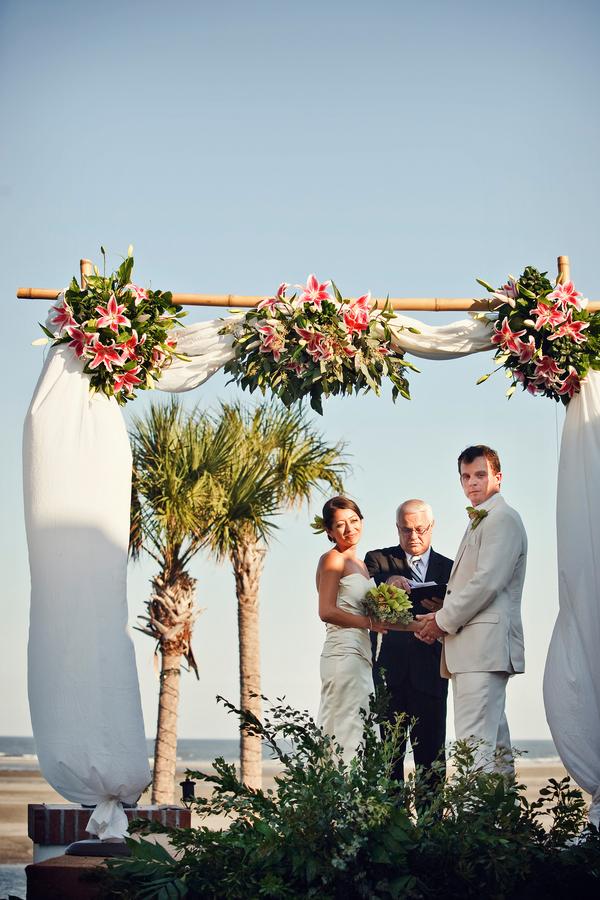 St Simon S Island Georgia Destination Wedding