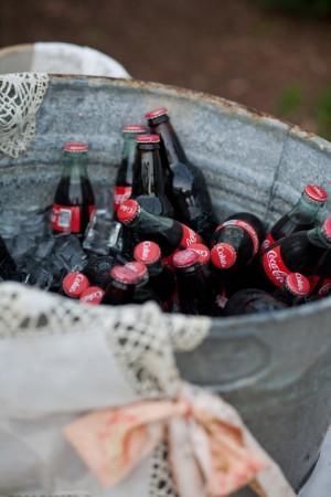 Vintage-Coca-Cola-Galvanized-Tub