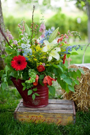 Watering-Can-Gardening-Floral-Arrangement