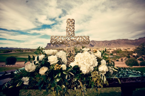 White-Rose-Hydrangea-Wedding-Altar-Decor