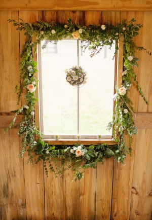 Window-Wreath