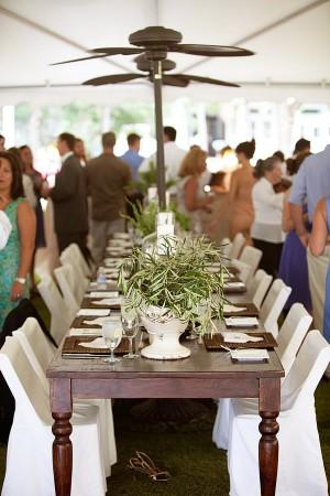 Wood-Estate-Tables-Herb-Centerpieces