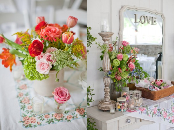 shabby-chic-wedding-flowers