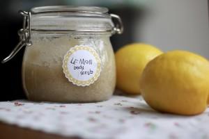 Lemon-Body-Scrub