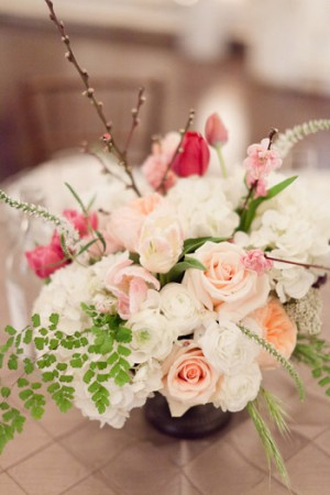 Peach-Pink-Wedding-Flowers