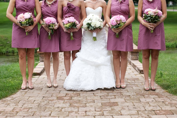 Rose-Bridesmaids