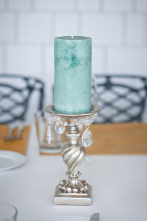 Vintage-Candle-Centerpiece