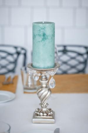 Vintage-Candle-Centerpiece