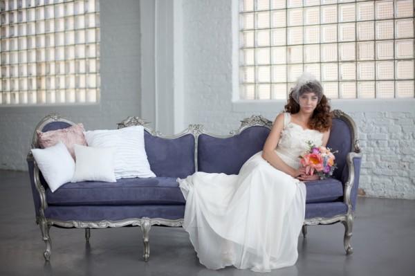 Vintage-Purple-Couch