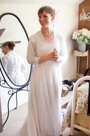 Vintage-Wedding-Gown