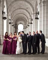 Violet-Bridesmaids
