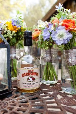 Whiskey-Bottle-Centerpiece