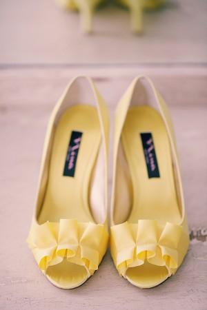 Yellow-Wedding-Shoes