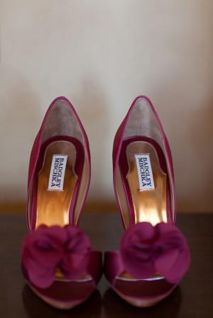 Burgundy-Wedding-Shoes