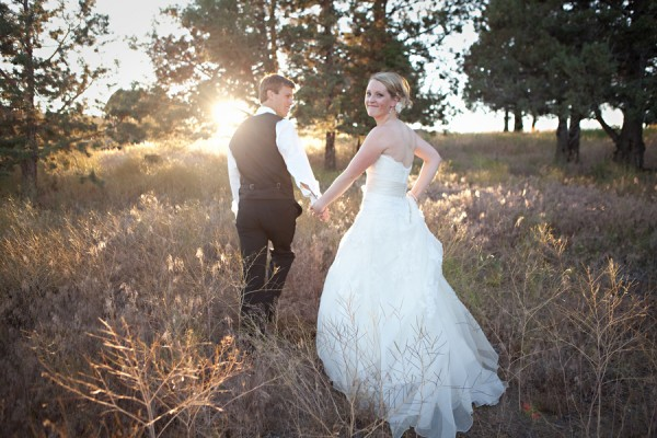 Clic Rustic Oregon Wedding By Michelle Cross Photography