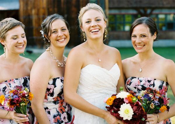 Colorful-Bridesmaids-Dresses