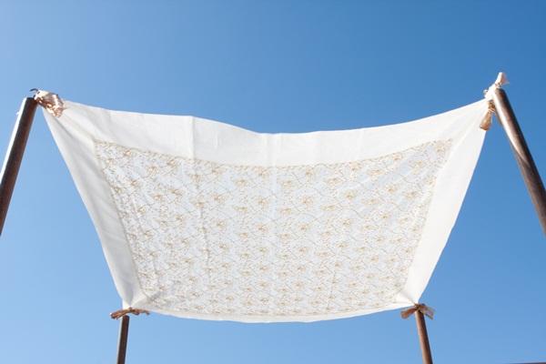 Fabric-Chuppah