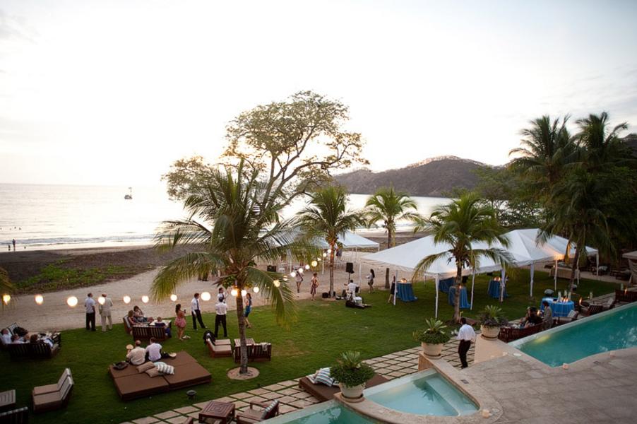 Pacifico Beach Club Costa Rica Wedding 4 Elizabeth Anne