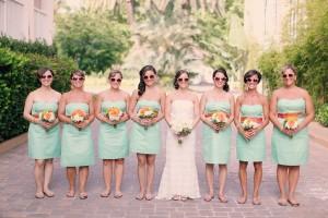 Sunglass-Aqua-Bridesmaids