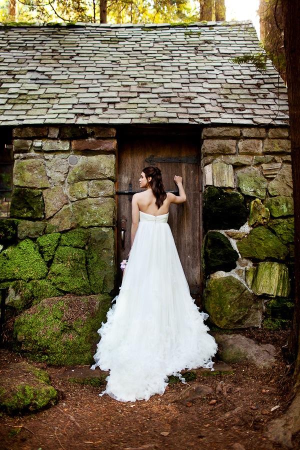 White-Ruffled-Wedding-Dress