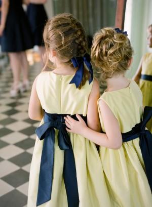 Yellow-Flower-Girls