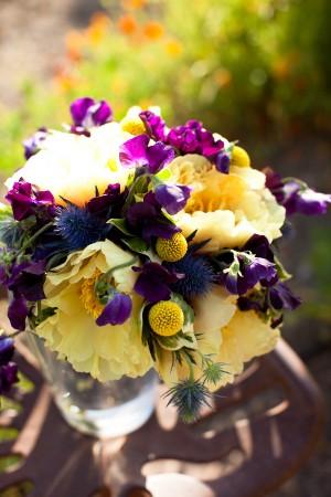 Yellow-Purple-Bouquet