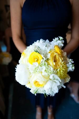 Yellow-White-Wedding-Bouquet