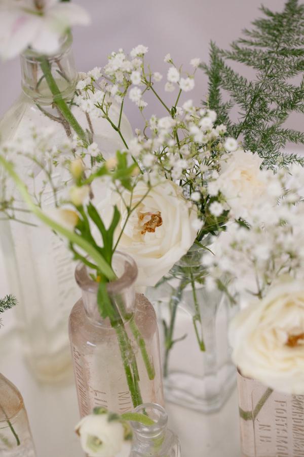 Antique Bud Vase Florals Elizabeth Anne Designs The Wedding Blog