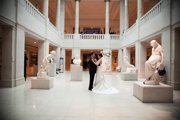 Art-Museum-Wedding