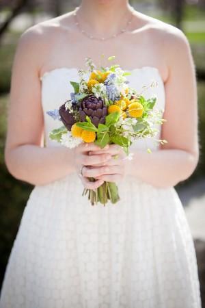 Artichoke-Billy-Ball-Bouquet