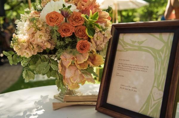 Beautiful-Peach-Coral-Flower-Arrangement