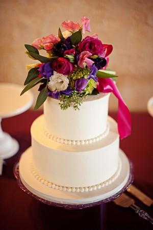 Flower-Cake-Topper