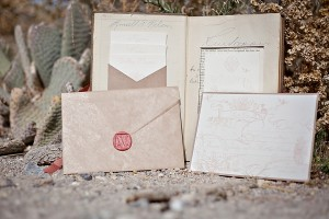 Gorgeous-Natural-Book-Invitations