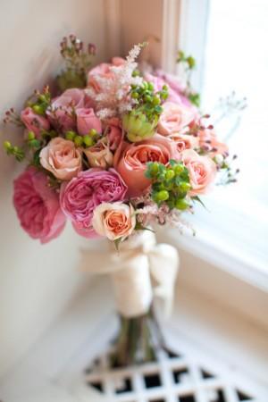 Gorgeous-Pink-Peach-Bouquet
