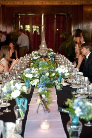 Green-Blue-Elegant-Wedding-Table