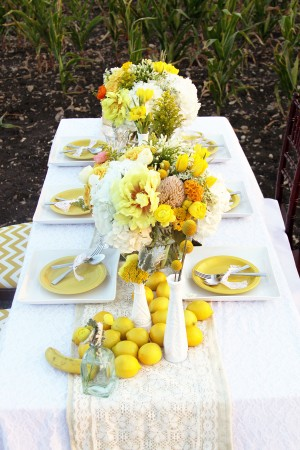 Lemon-Table-Decor